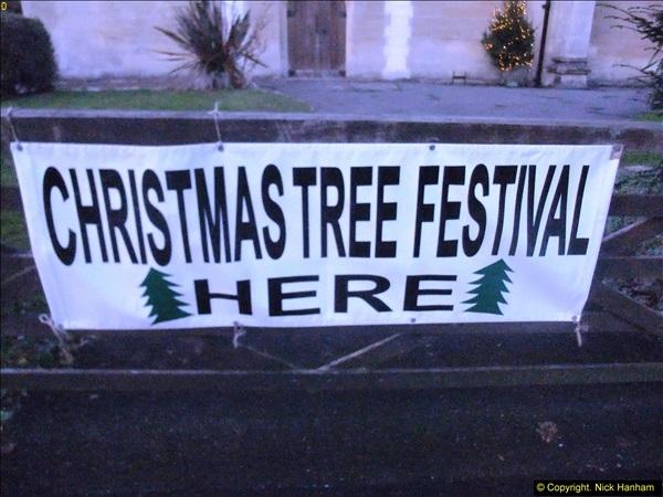 2014-12-19 St. Aldhelm's Xmas Tree Festival. Branksome, Poole, Dorset (1)
