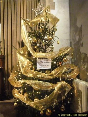 2014-12-19 St. Aldhelm's Xmas Tree Festival. Branksome, Poole, Dorset (11)