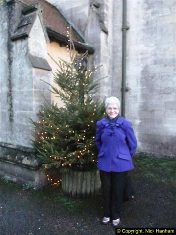 2014-12-19 St. Aldhelm's Xmas Tree Festival. Branksome, Poole, Dorset (3)