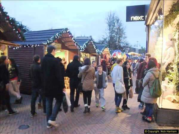 2014-12-22 Christmas in Bournemouth, Dorset.  (1)