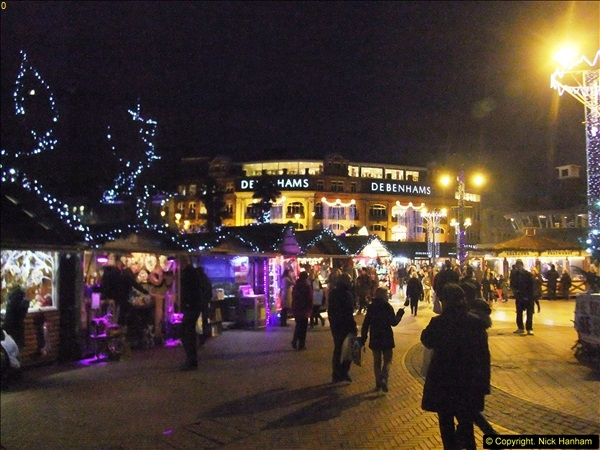 2014-12-22 Christmas in Bournemouth, Dorset.  (32)