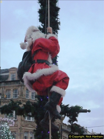 2014-12-22 Christmas in Bournemouth, Dorset.  (4)
