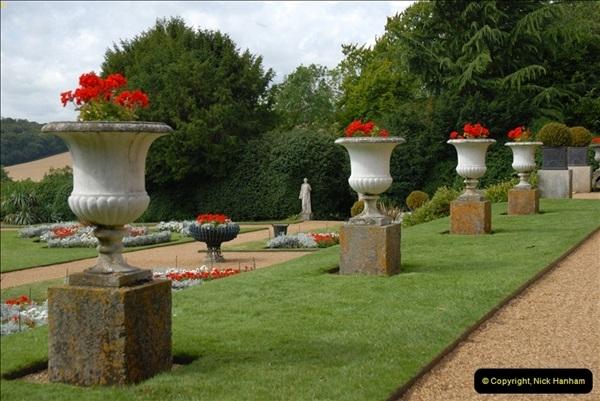 2012-08-17 Hughenden ( Disraeli's House), High Wycombe, Buckinghamshire.  (12)