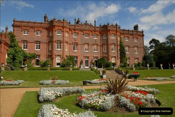 2012-08-17 Hughenden ( Disraeli's House), High Wycombe, Buckinghamshire.  (14)