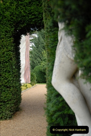 2012-08-17 Hughenden ( Disraeli's House), High Wycombe, Buckinghamshire.  (17)