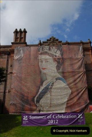 2012-08-17 Hughenden ( Disraeli's House), High Wycombe, Buckinghamshire.  (18)