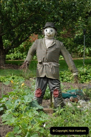 2012-08-17 Hughenden ( Disraeli's House), High Wycombe, Buckinghamshire.  (2)