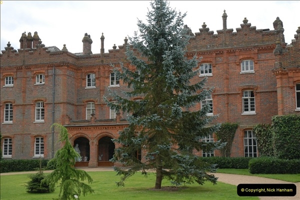 2012-08-17 Hughenden ( Disraeli's House), High Wycombe, Buckinghamshire.  (8)