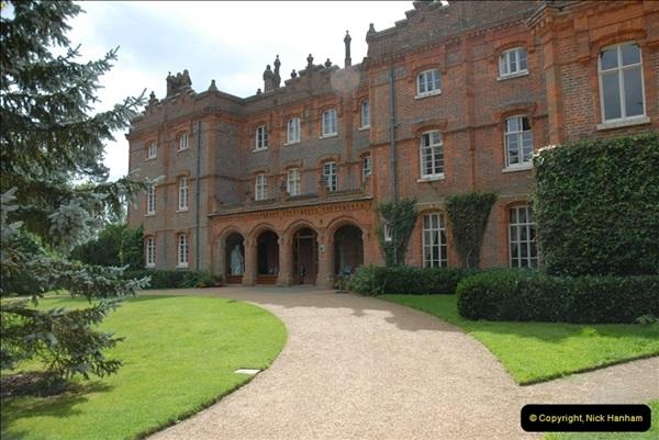 2012-08-17 Hughenden ( Disraeli's House), High Wycombe, Buckinghamshire.  (9)