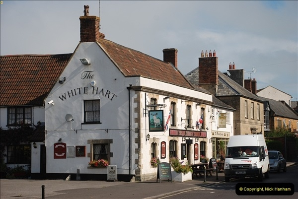 2012-09-08 Castle cary, Somerset.  (1)