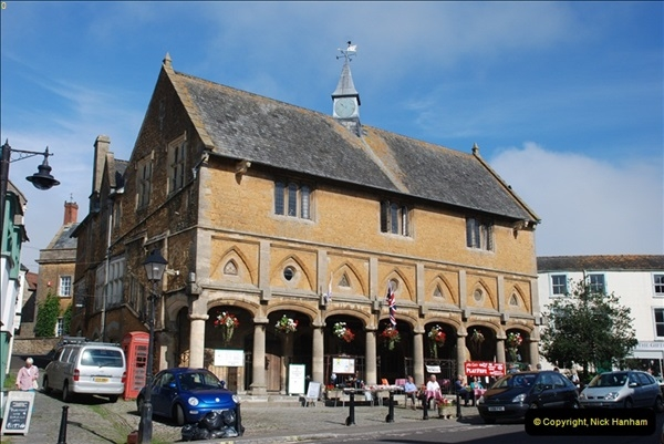 2012-09-08 Castle cary, Somerset.  (4)