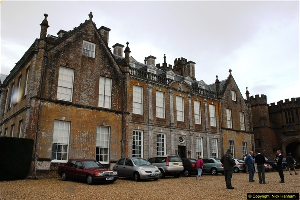 2013-09-13 Melbury House, Nr. Dorchester, Dorset.  (1)