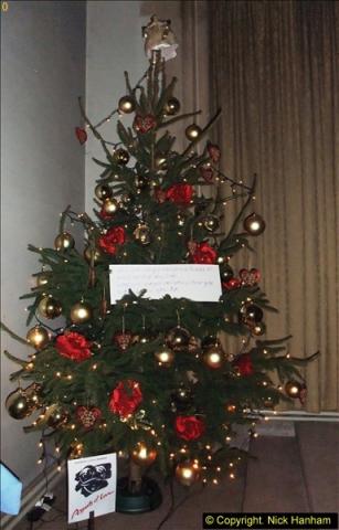 2013-12-19 St. Aldhelm's Church, Christmas Trees, Branksome, Poole, Dorset.  (13)