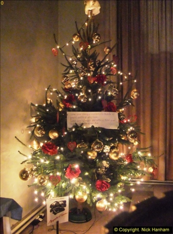 2013-12-19 St. Aldhelm's Church, Christmas Trees, Branksome, Poole, Dorset.  (14)