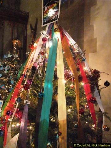 2013-12-19 St. Aldhelm's Church, Christmas Trees, Branksome, Poole, Dorset.  (17)
