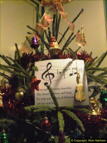 2013-12-19 St. Aldhelm's Church, Christmas Trees, Branksome, Poole, Dorset.  (35)