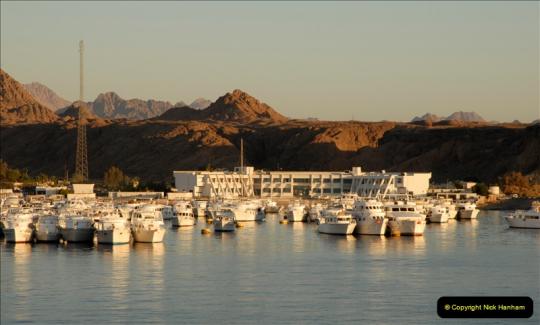 MV Discovery Eastern Med. Cruise Aquaba Jordan 11 November 2011