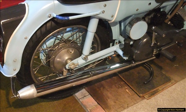 2016-09-14 Final work on the Arrow. New exhaust.  (6)112