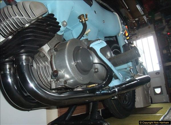 2016-11-05 Arrow new exhaust parts.  (1)124