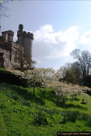 2017-04-06 Arundel Castle, Arundel, Sussex.  (26)026