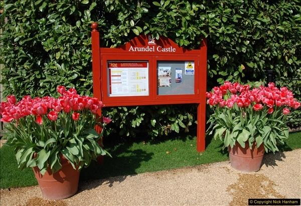 2017-04-06 Arundel Castle, Arundel, Sussex.  (9)009