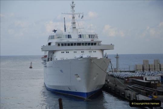 MV Discovery Eastern Med. Cruise Ashdod 04 November 2011
