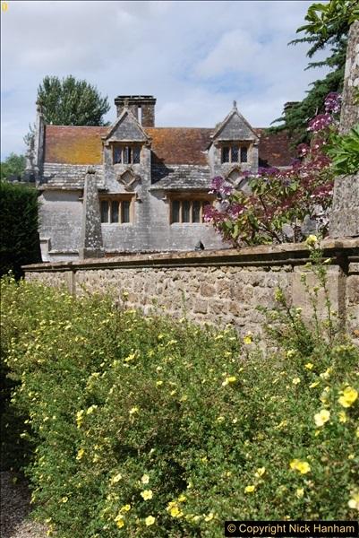 2017-08-16 Athelhampton (Hall now) House. (158)158
