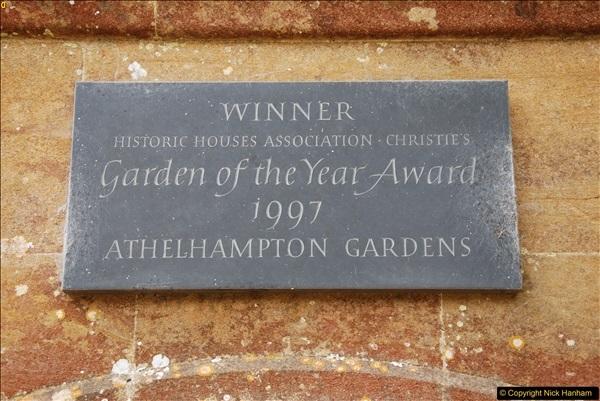 2017-08-16 Athelhampton (Hall now) House. (172)172