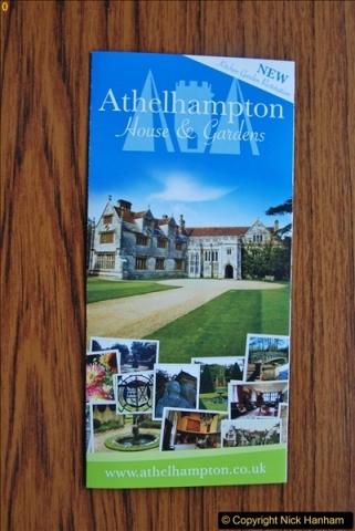 2017-08-16 Athelhampton (Hall now) House. (1)001