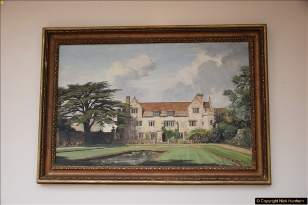 2017-08-16 Athelhampton (Hall now) House. (14)014