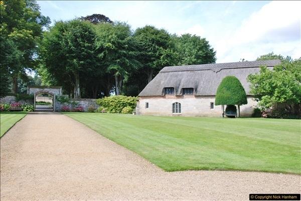 2017-08-16 Athelhampton (Hall now) House. (18)018