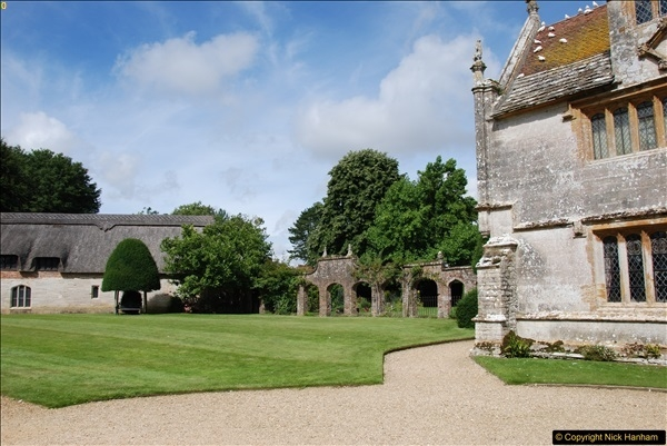 2017-08-16 Athelhampton (Hall now) House. (19)019