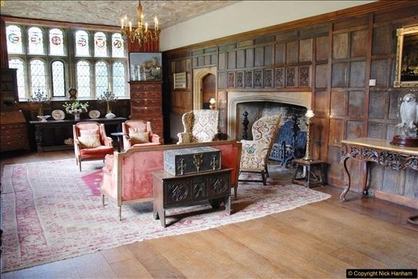 2017-08-16 Athelhampton (Hall now) House. (33)033