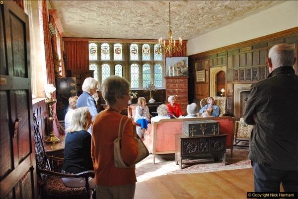 2017-08-16 Athelhampton (Hall now) House. (36)036