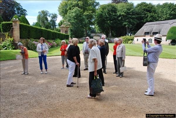 2017-08-16 Athelhampton (Hall now) House. (47)047