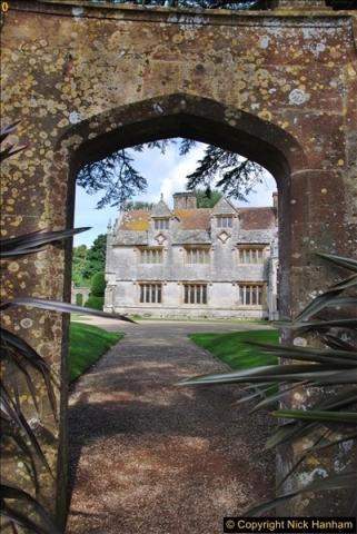 2017-08-16 Athelhampton (Hall now) House. (62)062