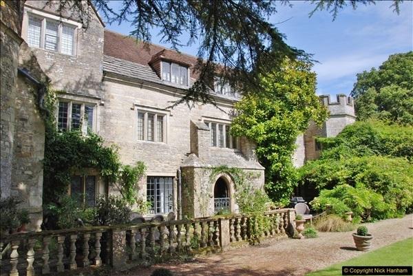 2017-08-16 Athelhampton (Hall now) House. (66)066