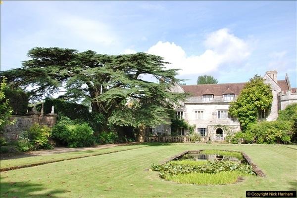 2017-08-16 Athelhampton (Hall now) House. (69)069