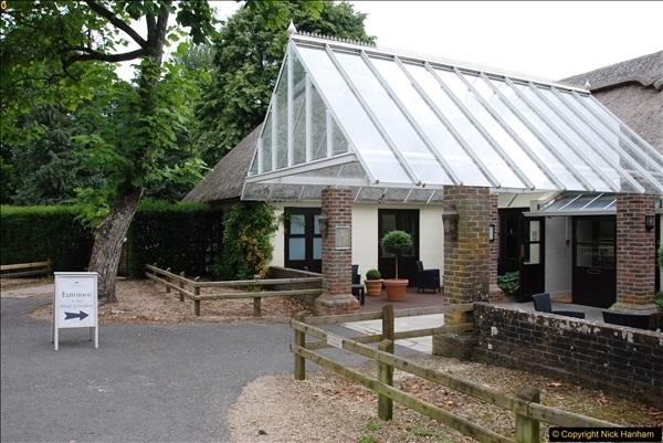 2017-08-16 Athelhampton (Hall now) House. (7)007