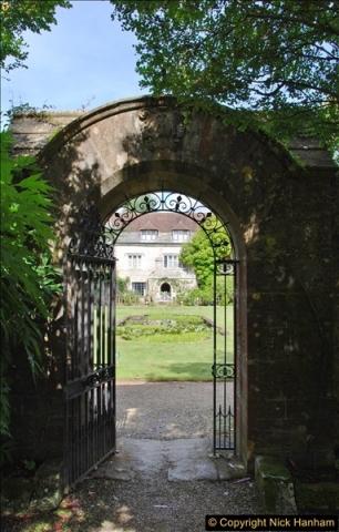 2017-08-16 Athelhampton (Hall now) House. (70)070