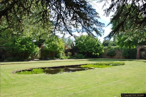 2017-08-16 Athelhampton (Hall now) House. (71)071