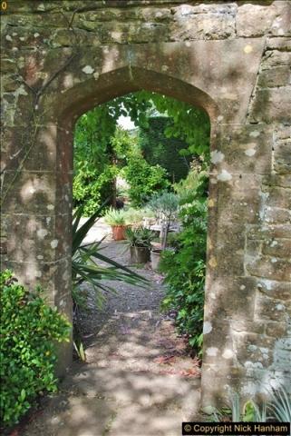 2017-08-16 Athelhampton (Hall now) House. (80)080