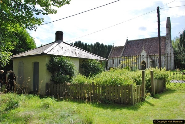 2017-08-16 Athelhampton (Hall now) House. (87)087