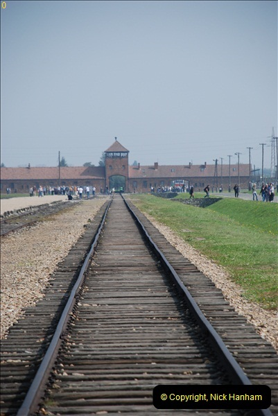 2009-09-13 Auschwitz & Birkenau, Poland.  (132)132