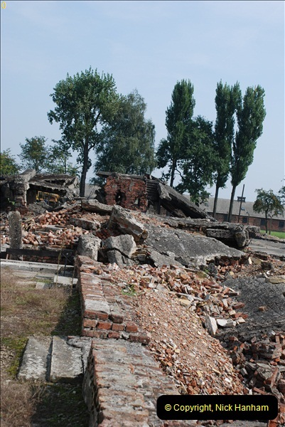 2009-09-13 Auschwitz & Birkenau, Poland.  (138)138