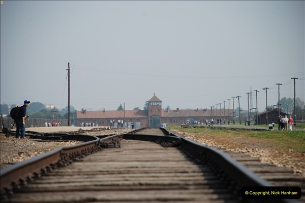 2009-09-13 Auschwitz & Birkenau, Poland.  (146)146