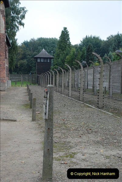 2009-09-13 Auschwitz & Birkenau, Poland.  (38)038