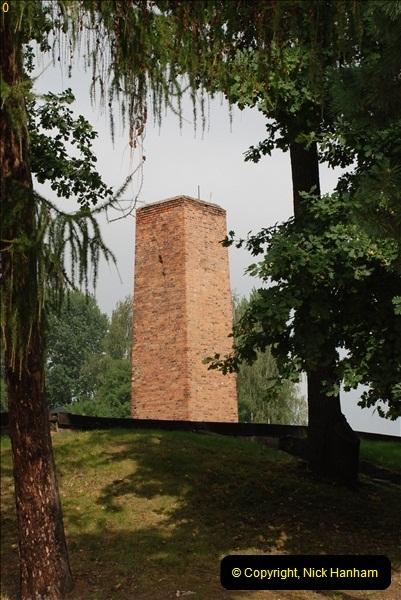 2009-09-13 Auschwitz & Birkenau, Poland.  (57)057