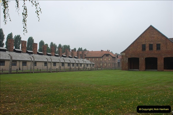 2009-09-13 Auschwitz & Birkenau, Poland.  (7)007