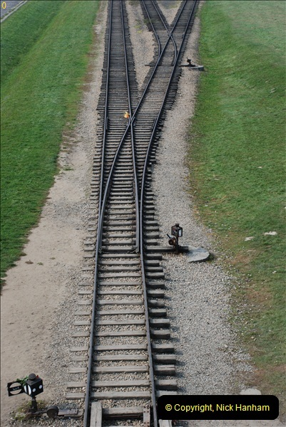 2009-09-13 Auschwitz & Birkenau, Poland.  (75)075